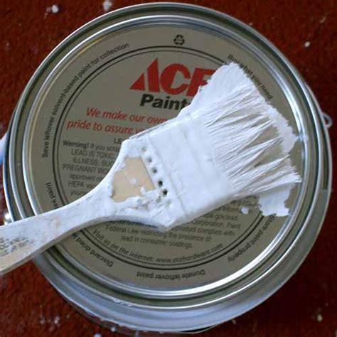 wet paint brush storage ideas diy roller paint brush