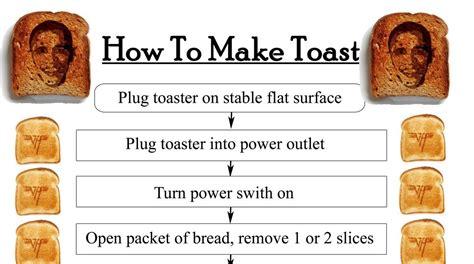 how do you make toast priscilla appiah s blog how to make toast