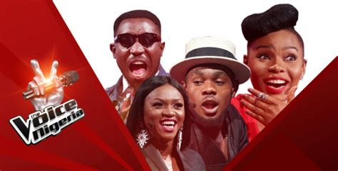 The Voice Nigeria 2017; These Guys Are Talented