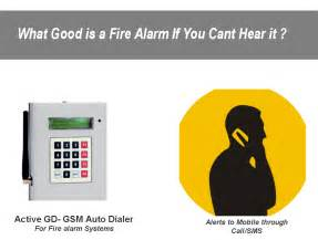 Gsm Auto Dialer For Fire Alarm System