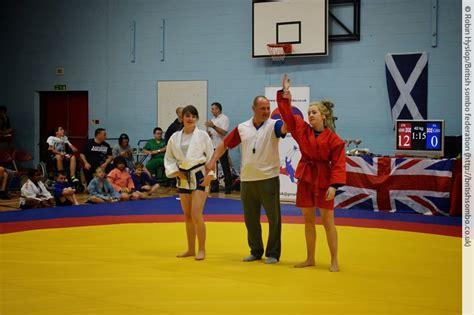 British Sombo and Combat Sambo Championships