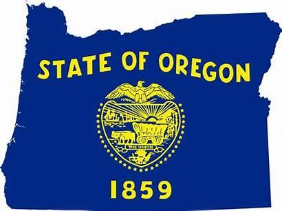 Oregon Flag Map Svg Wikimedia Commons Wiki