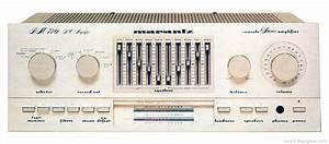 Marantz Pm710dc - Manual