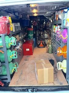 Service Van Setup