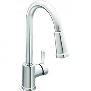pulldown kitchen faucets moen level single handle pull sprayer kitchen faucet in chrome featuring reflex 7175 by moen