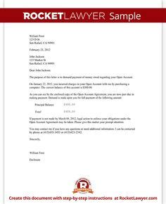 strongly worded letter template    printable