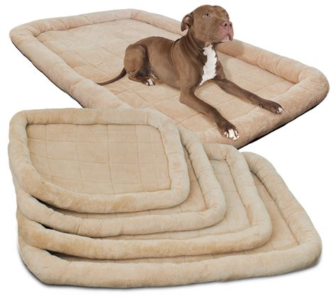 Pet Doormat by Oxgord Pet Bed Cushion Mat Pad Cat Cage Kennel Crate
