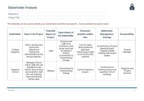 free microsoft word resume templates 2015 doc 766542 stakeholder analysis template stakeholder analysis matrix template 89 similar