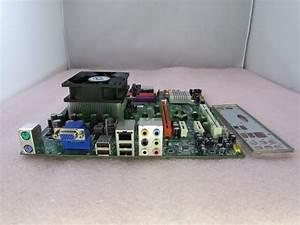 Emachines Et1331g Mcp61pm-gm Rev 2 4 Motherboard   Amd Ii X2 250u Cpu 1 6ghz Cpu