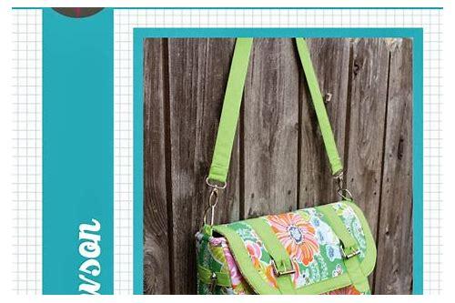 Free Download Bag Patterns Imcharboadraf