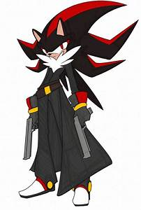 shadow the hedgehog +TLR+ by nancher on DeviantArt