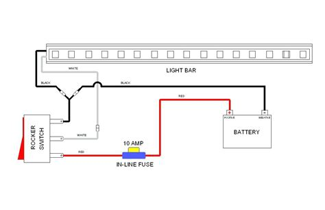 Led Bar Wiring Diagram Webtor