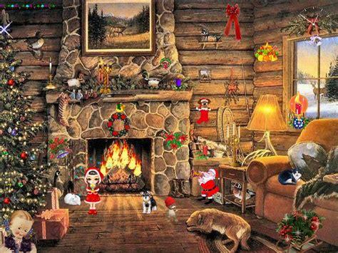 christmas paradise screensaver  windows christmas
