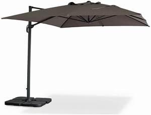 Grand Parasol Rectangulaire : catgorie parasol page 11 du guide et comparateur d 39 achat ~ Teatrodelosmanantiales.com Idées de Décoration