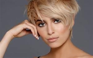 Coiffure Cheveux Court : coiffures coupes courtes tendances automne hiver 2017 ~ Melissatoandfro.com Idées de Décoration
