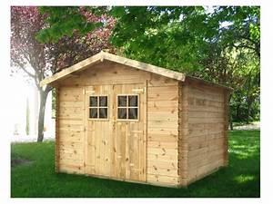 Abri De Jardin 5m2 Bois : abri de jardin takea 9 m bois trait 28 mm prestige ~ Dallasstarsshop.com Idées de Décoration