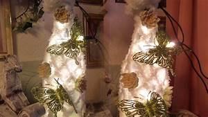 Led Bild Selber Machen : diy led schmetterlings deko leuchte lampe selber machen ~ Bigdaddyawards.com Haus und Dekorationen