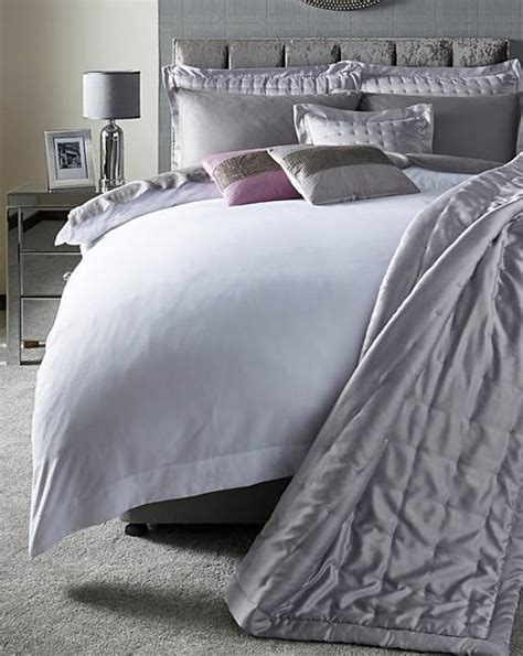 Sateen Duvet Cover by Hotel Collection Sateen Duvet Cover Fifty Plus