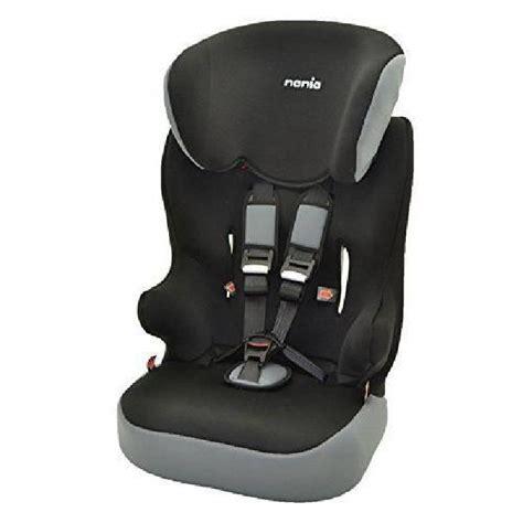 quel siège auto pour bébé rehausseur avec dossier et harnais ouistitipop