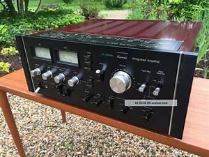 70 U2019s Sansui Au - 20000 Integrated Amplifier W   Tu