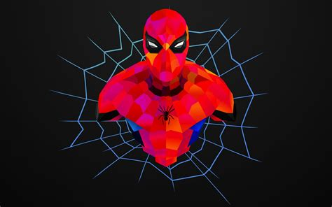 wallpaper spider man artwork hd creative graphics