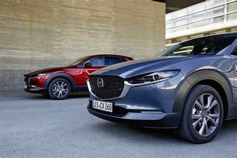 It went on sale in japan on 24 october 2019, with global units being produced at mazda's hiroshima factory. photo MAZDA CX-30 1.8 SkyActiv-D 116 ch SUV 2019 ...