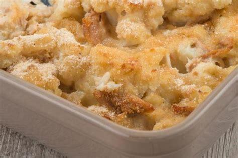 come si cucina il cavolfiore romanesco cavolfiore gratinato al forno con prosciutto e formaggio