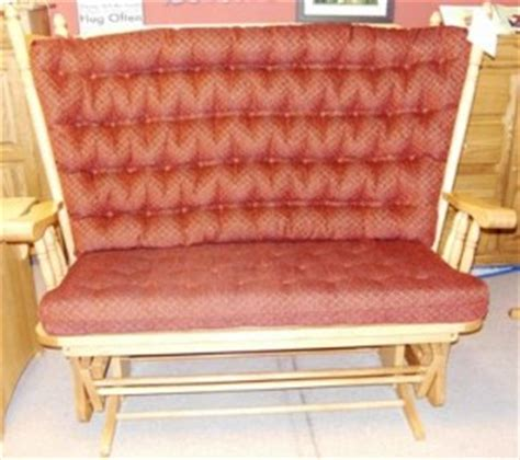 Arlington House Jackson Patio Loveseat Glider by How To Build Loveseat Glider Rocker Pdf Plans