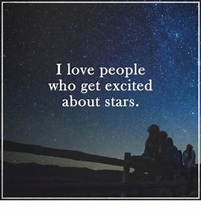 I Love People Who Get Excited About Stars | Meme on me.me