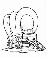 Wagon Coloring Pages Covered Train Chuck Horse Drawing Conestoga Trail Oregon Wagons Stagecoach Template Getcolorings Printable Drawings Getdrawings Paintingvalley Popular sketch template