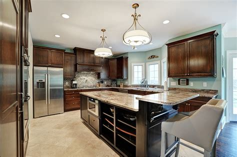 2 tier kitchen island 33 kitchen island ideas fresh contemporary luxury 3821