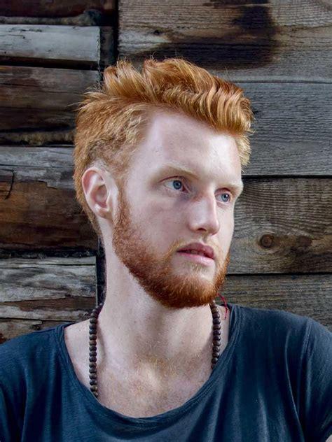 40 Eye Catching Red Hair Men S Hairstyles Ginger Hairstyles