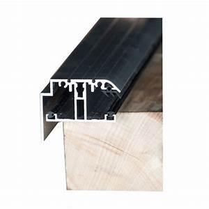 T Profil Alu : kit rive profil t capot 16 mm alu longueur de 2 m 7 m toiture ~ Frokenaadalensverden.com Haus und Dekorationen