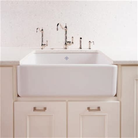 shaws original farmhouse sink grid rohl rc3018 shaws 30 quot original fireclay apron sink