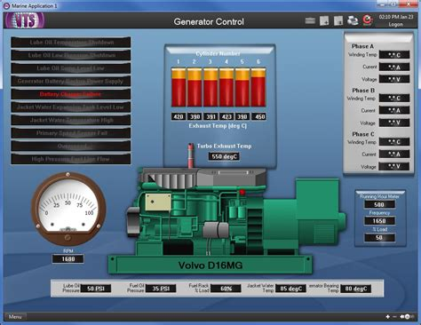 Marine Fuel Tank Monitoring System by Marine Tank Level Monitoring