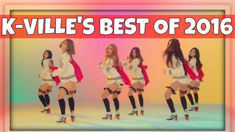 Kville Entertainment  Best Kpop Songs Of 2016 Judge