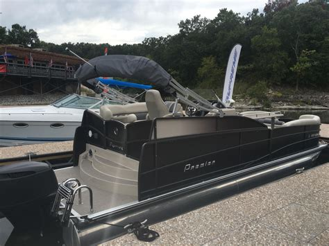 Ugly Johns Boats by 2015 Used Premier Grand Viewgrand View Pontoon Boat For