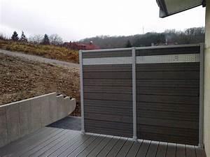 Cloture Composite Brico Depot : pare vue cassard ~ Nature-et-papiers.com Idées de Décoration
