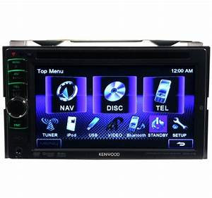 Audio Car  Kenwood Ddx418 6 1 U00e2 U20ac U00b3 Touchscreen Double Din