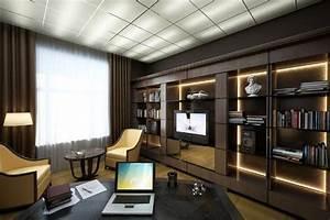 25 Classic Office Interior Design
