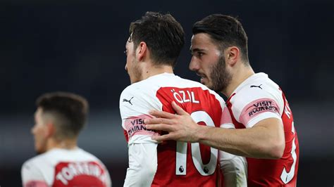 ozil kolasinac set return arsenal premier league