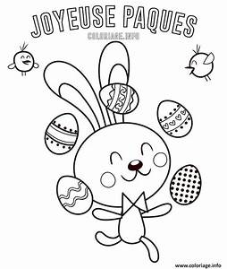 Oeuf Paques Dessin : coloriage a imprimer lapin de paques coloriage paques viewinvite co ~ Melissatoandfro.com Idées de Décoration