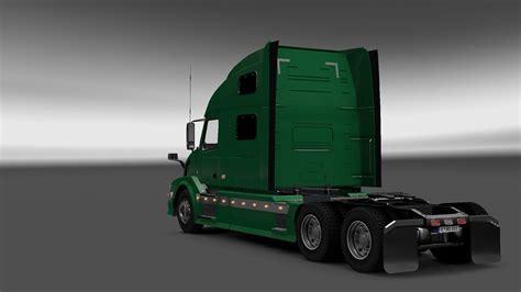 volvo vnl truck interior  euro truck simulator
