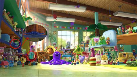 10 easter egg nascosti nei film Pixar Parte 9