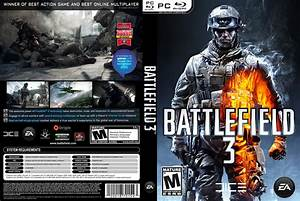Battlefield 3 PC cover by thegh0sts on DeviantArt