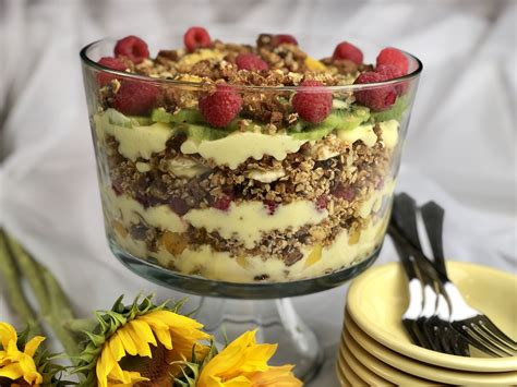 Three Ways To Create Trifle by Three Bakers