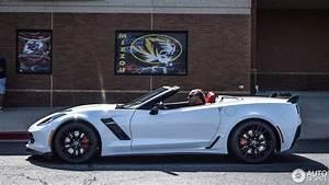 Corvette C7 Cabriolet : chevrolet corvette c7 z06 convertible 27 july 2015 autogespot ~ Medecine-chirurgie-esthetiques.com Avis de Voitures