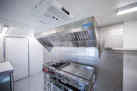 ventilation direct  mobile kitchen hood system