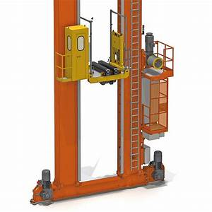 ASRS for Pallets | Stacker Cranes for Pallets - Interlake ...