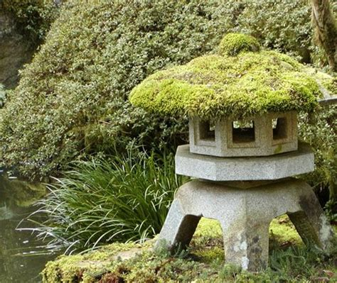 Japanese Garden Decoration by Japanese Garden Decor Lanterns Landscaping Network